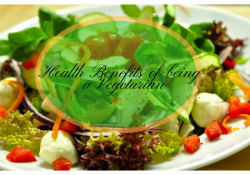 health benefits of being a vegetarian