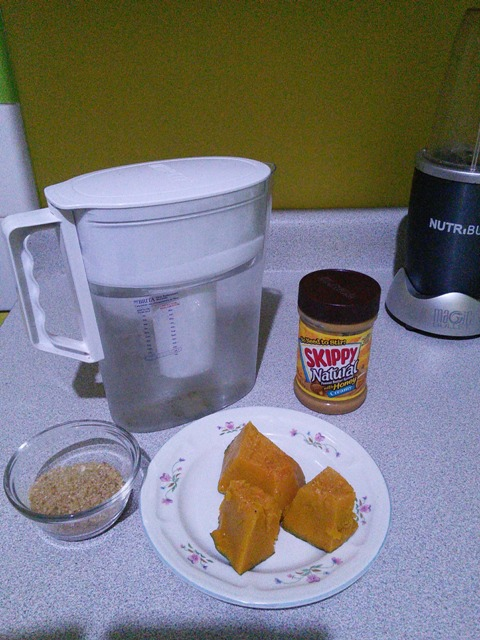 pumpkin punch ingredients