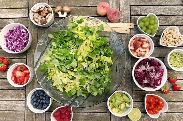 how to do salads